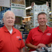 Anders Hardware noted for 110 years in business