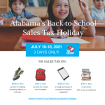 Retailers anticipate more consumers will take advantage back-to-school sales tax holiday from July 16 to 18
