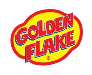 Golden Flake Logo