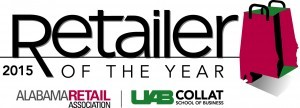 2015 Retailer of the Year logo