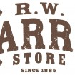 R.W. Harris Store Noted for Its 126 Years in Business