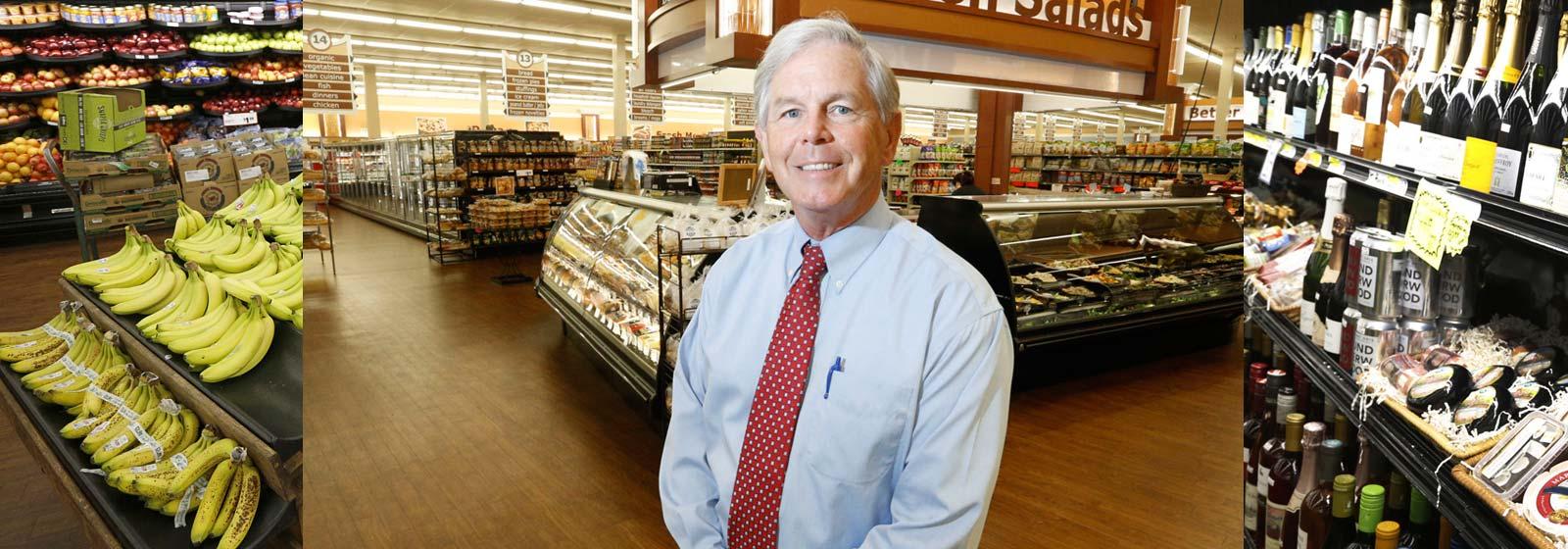 Western Supermarkets Darwin Metcalf & Ken Hubbard